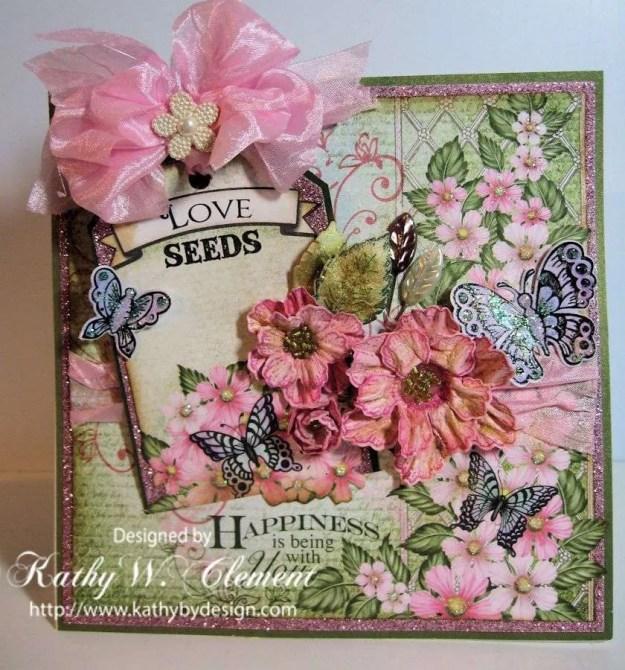 Love Seeds Butterfly Medley 02a