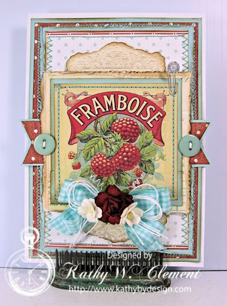 Crafty Secrets Framboise 01