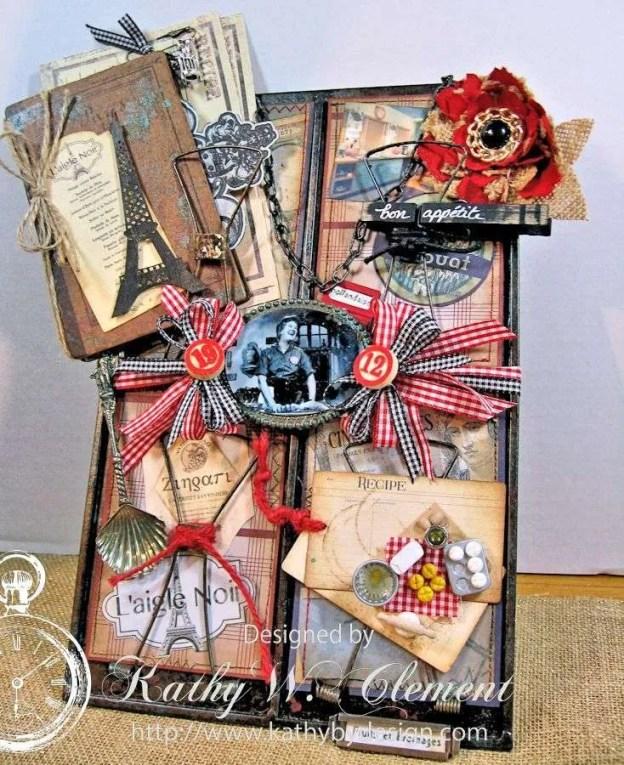 Epicurean Tribute to Julia Child/Kathy by Design