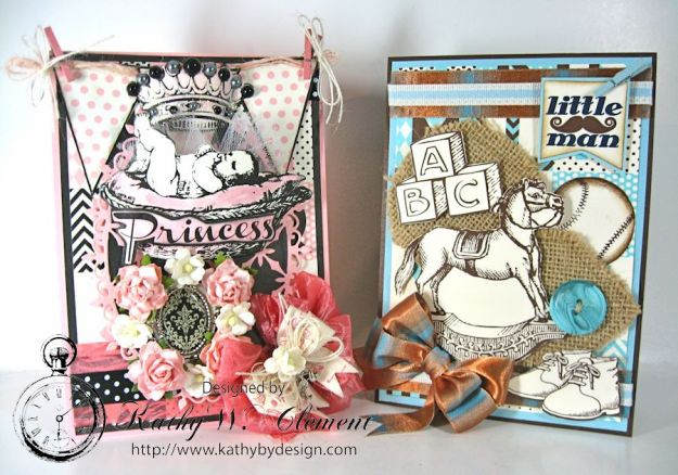 Nanas Little Brag Books/Kathy by Design