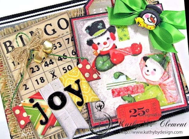Christmas Creativity Kit Snowmen03