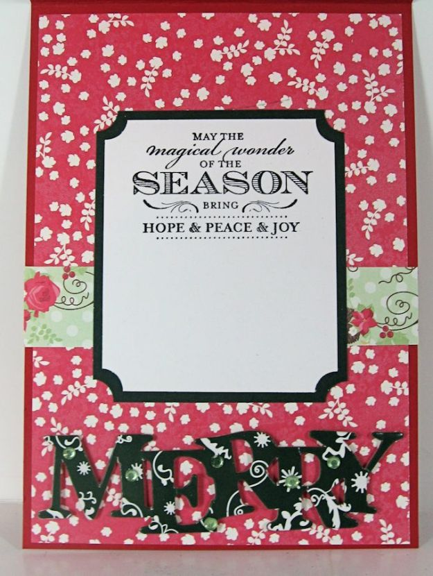 Pollys Paper Christmas Ladies Poinsettia 04