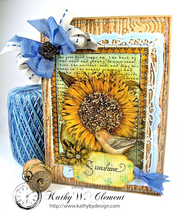 Kathy by Design for Crafty Secrets