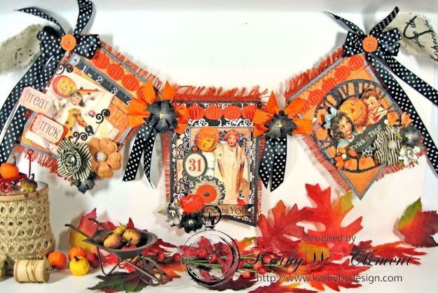 Pollys Halloween Creativity Kit Banner 07