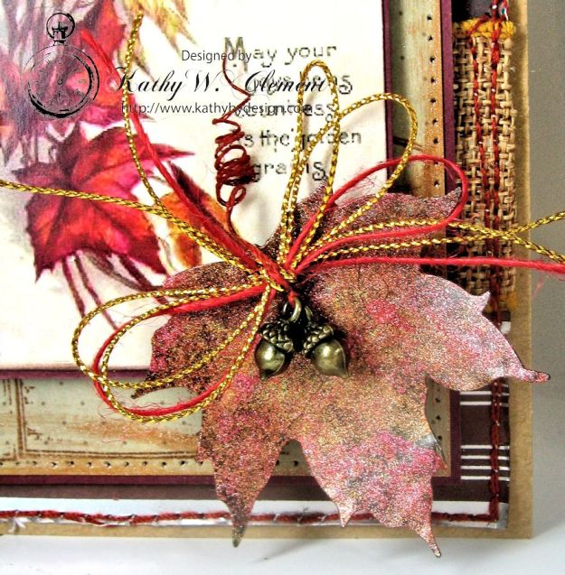Kathy by Design for Polly's Paper Studio Fall Creativity Kit 05