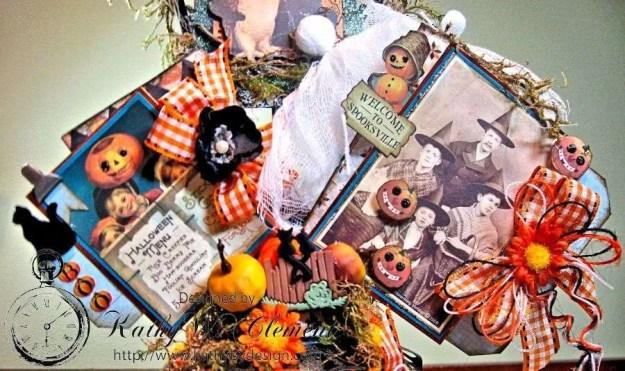 Witch Cauldron for RRR Halloween Challenge 03