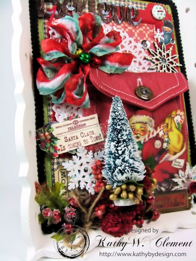 Kathy by DesignInteractive Christmas Frame 05