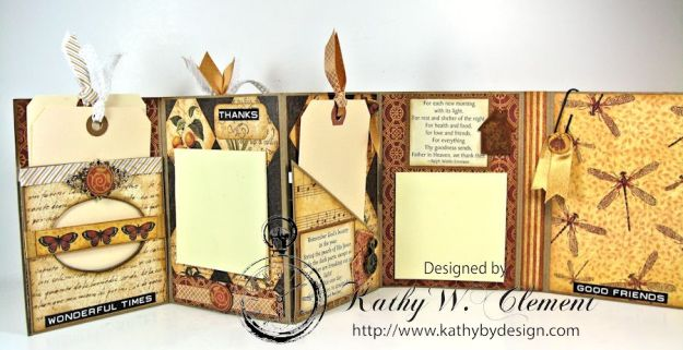 Kathy by Design/Bee Thankful Gratitude Journal
