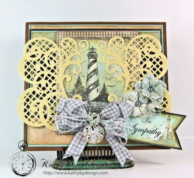 Kathy by Design/Balmy Breeze Sympathy Card 02
