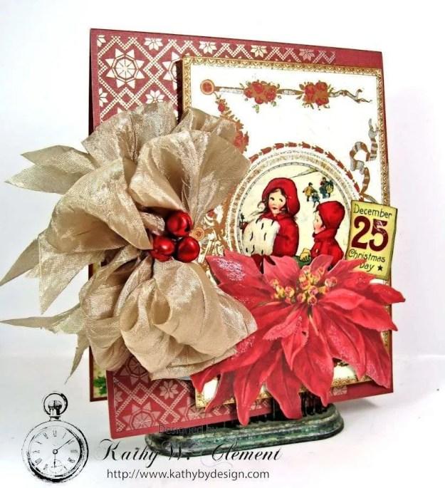 Elegant Vintage Christmas 02