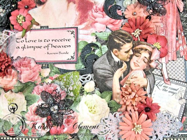Love is in the air challenge Frilly Funkie 04