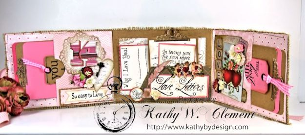 Polly's Paper Valentine Wallet 01