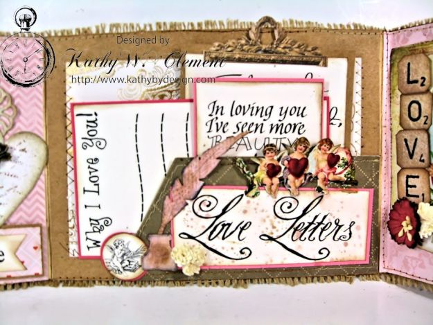 Polly's Paper Valentine Wallet 04
