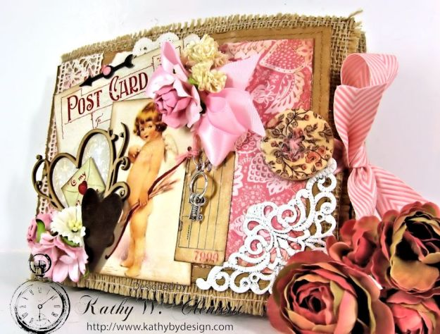 Polly's Paper Valentine Wallet 13