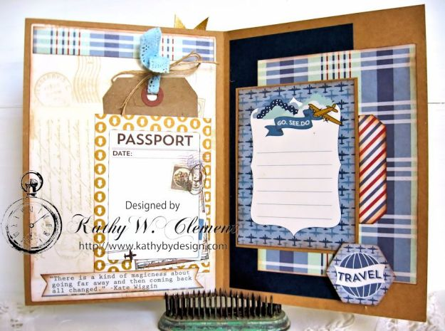 The World is Yours card Petaloo Authentique Blog Hop04