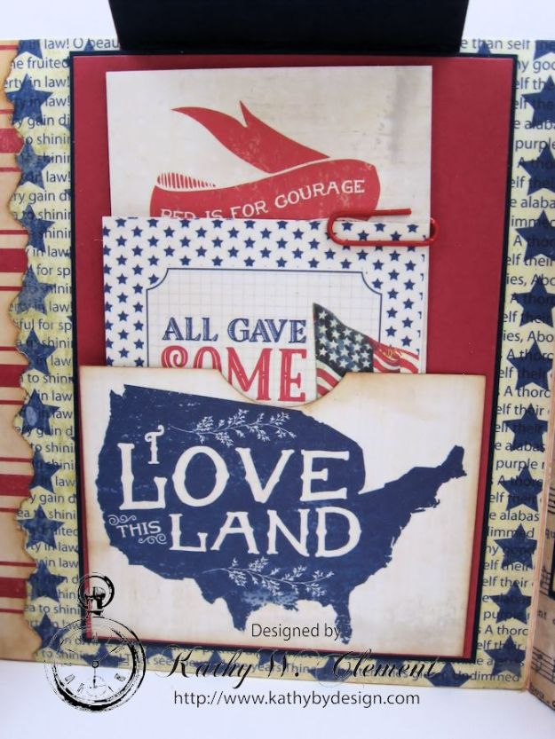 Red White and Blue RRR Blog Hop 09