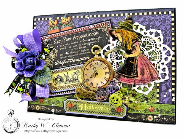 halloween-time-card-halloween-in-wonderland-by-kathy-clement-for-really-reasonable-ribbon-product-by-graphic-45-photo-2