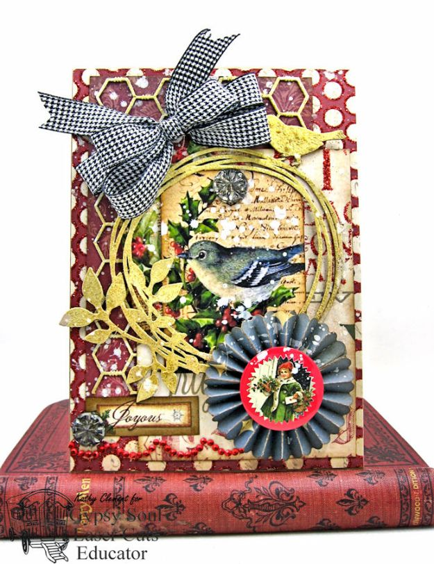 merry-little-christmas-card-by-kathy-clement-for-gypsy-soul-laser-cuts-product-by-pollys-paper-studio-photo-2