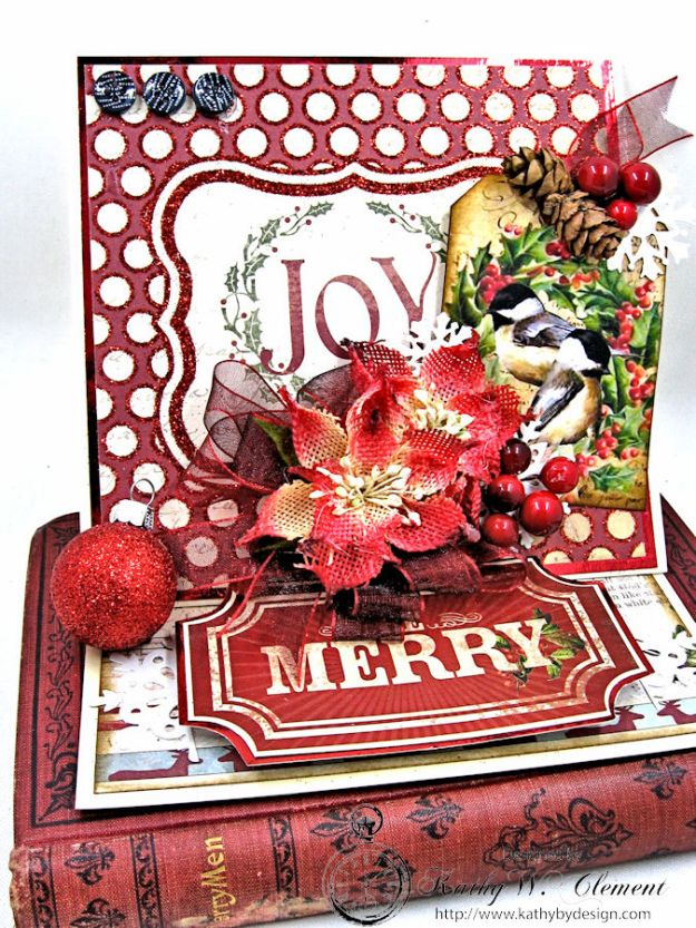 my-little-chickadee-christmas-card-by-kathy-clement-for-really-reasonable-ribbon-product-by-pollys-paper-studio-photo-2-1