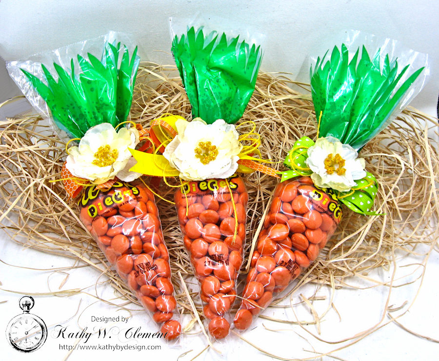Quick and Easy Easter Bunny Approved Treats by Kathy Clement for Petaloo International