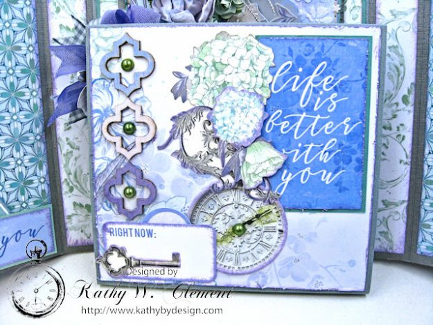 Kaisercraft 2017/18 Design Team Application Lilac Whisper Celebration Folio by Kathy Clement Product by Kaisercraft Photo 11