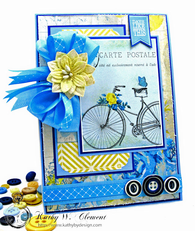 Ride On All Occasion Hidden Tag Card