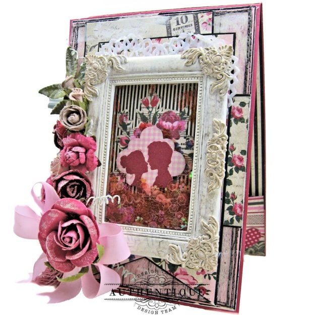 Authentique Romance Shaker Valentine Tutorial by Kathy Clement Kathy by Design Photo 03