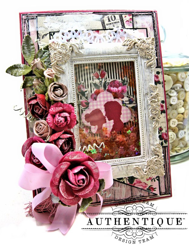 Authentique Romance Shaker Valentine Tutorial by Kathy Clement Kathy by Design Photo 01