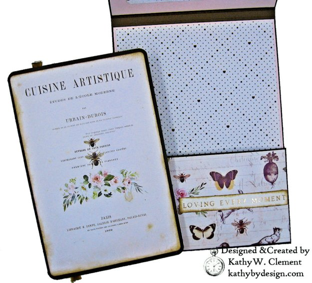 Prima Spring Farmhouse Valentine by Kathy Clement kathy by design for Really Reasonable Ribbon Photo 05