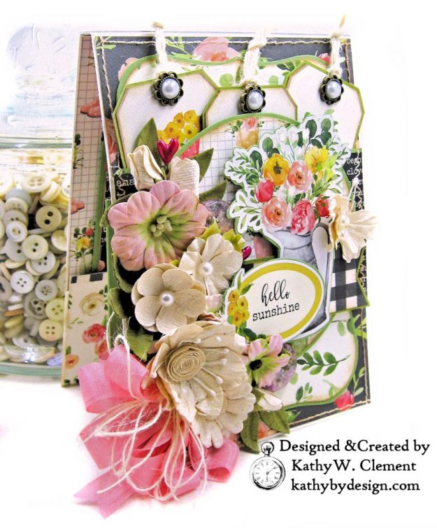 Carta Bella Spring Market Kathy by Design