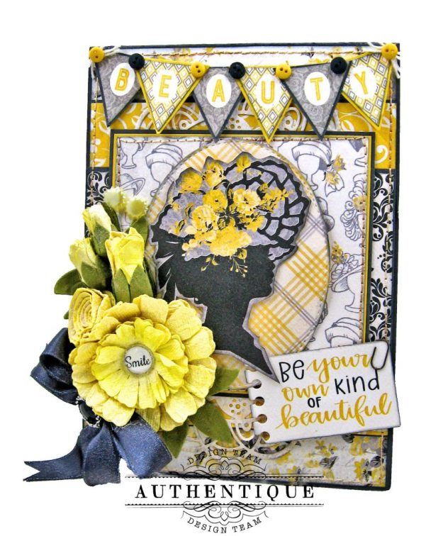Authentique Beautiful Poised Card Folio Tutorial by Kathy Clement Kathy by Design Photo 01