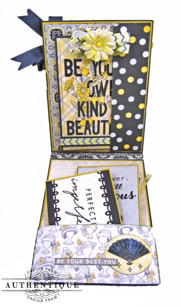 Authentique Beautiful Poised Card Folio Tutorial by Kathy Clement Kathy by Design Photo 06