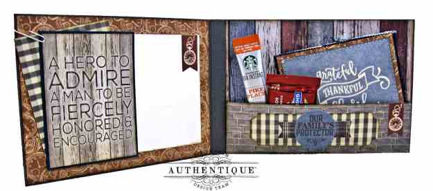 Authentique Mister Pocket Card by Kathy Clement Kathy by Design Photo 04