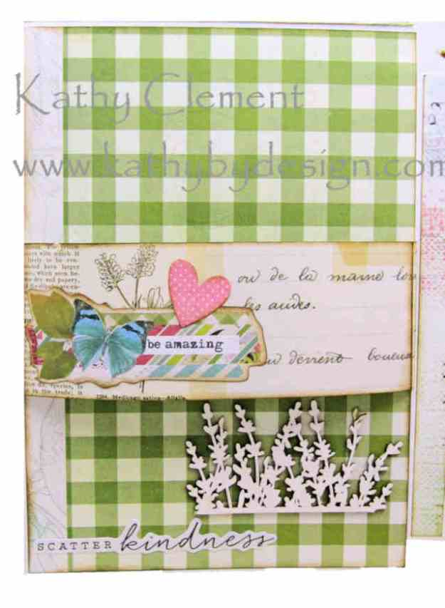 Morning Meadow Mixed Media Card Folio Simple Stories Simple Vintage Botanicals by Kathy Clement Kathy by Design Photo 11