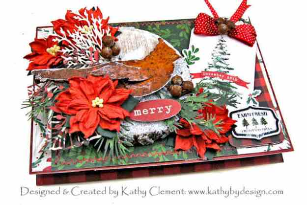 Carta Bella Christmas Market Rustic Cardinal by Kathy Clement Kathy by Design Photo 01