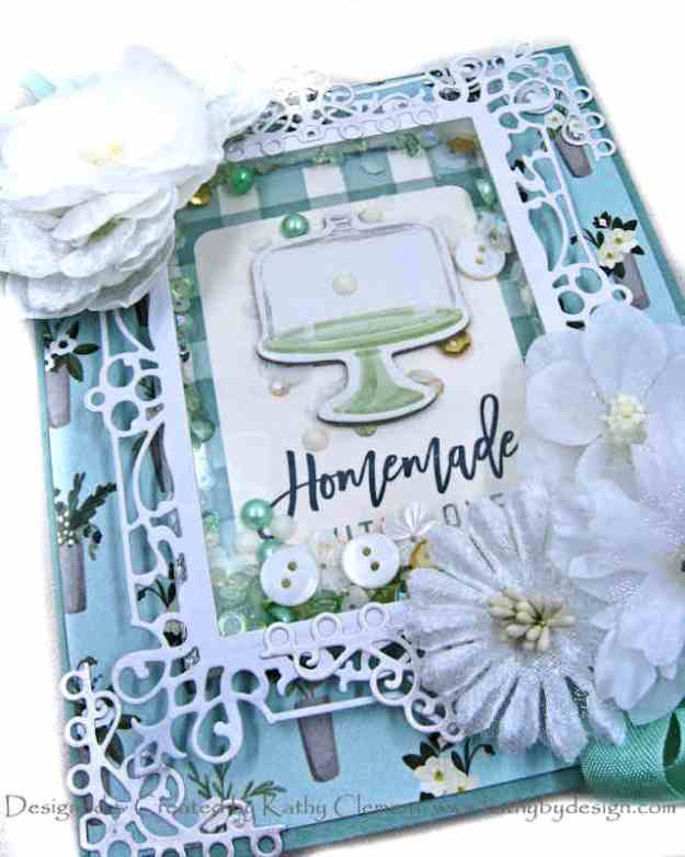 Carta Bella Home Again Shaker Card by Kathy Clement Kathy by Design Photo 01