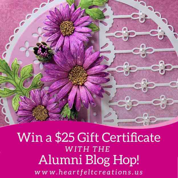 Heartfelt Creations January 2020 Alumni Blog Hop