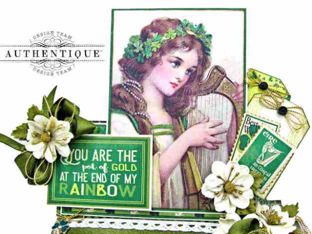 Authentique March Desk Calendar Tutorial by Kathy Clement Kathy by Design Photo 01