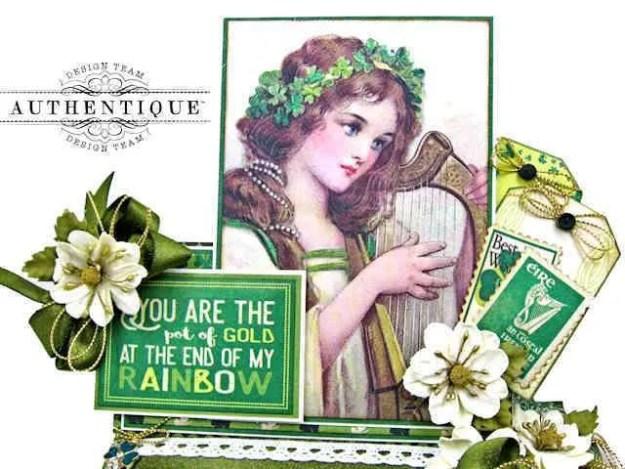 Authentique March Desk Calendar Tutorial by Kathy Clement Kathy by Design Photo 01