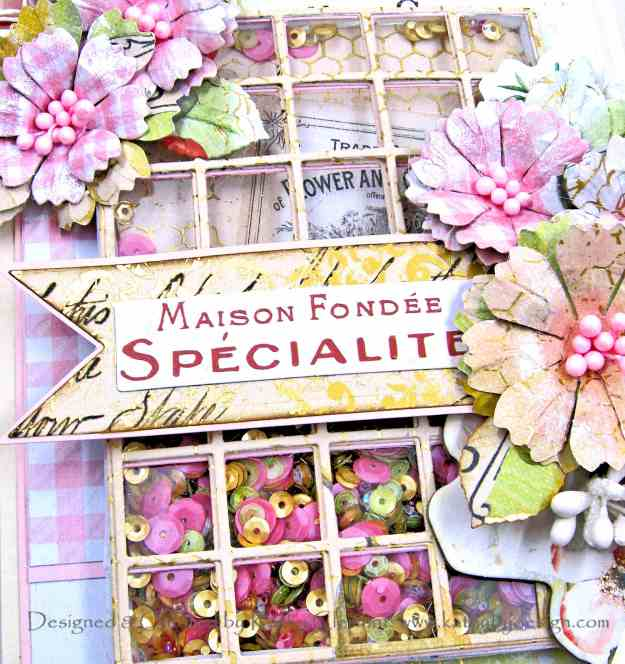 Spellbinders Amazing Paper Grace Die of the Month June 2020 by Kathy Clement Kathy by Design Photo 01