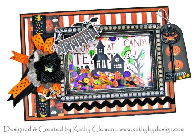 Carta Bella Halloween Market Shaker Photo Wallet by Kathy Clement Kathy by Design Photo 01