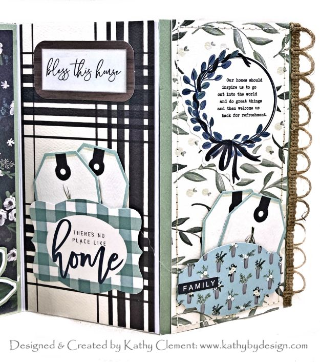 Carta Bella Home Again Tags and Pockets by Kathy Clement Kathy by Design Photo 01