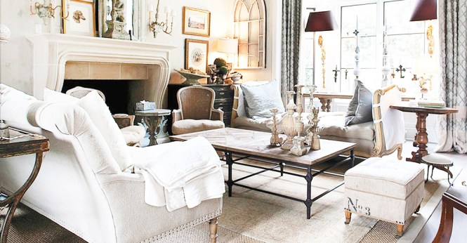 French Living Room Design Of Country Furniture Gallery