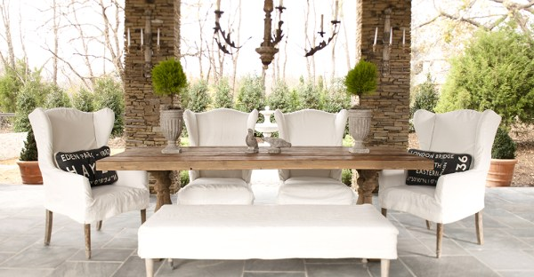 french country outdoor patio furniture French Country Furniture, Lighting & Home Decor | Kathy