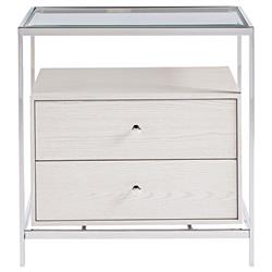 bedside tables white nightstands