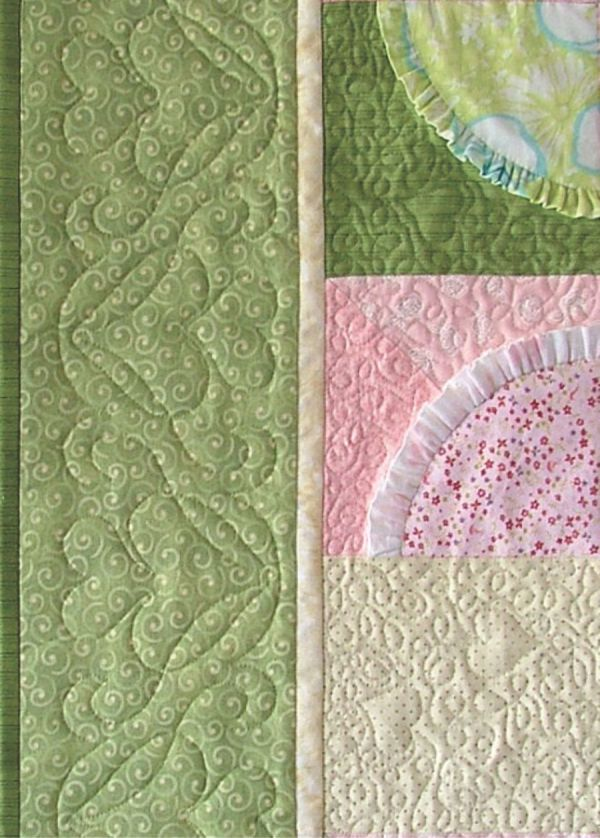 More Machine Quilting Background Fill – Kathy K. Wylie Quilts