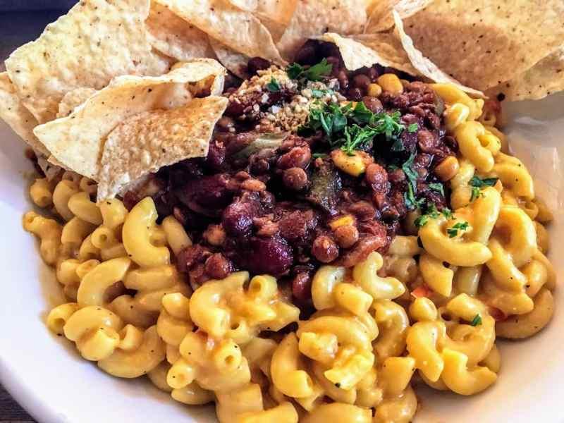 Vegan Chili Mac Recipe