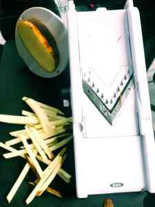 34066268636_e54b79bca9_o-e1493600009979-768x1024-1-225x300 Perfect Crispy Oil-Free Garlic Oven Baked Fries