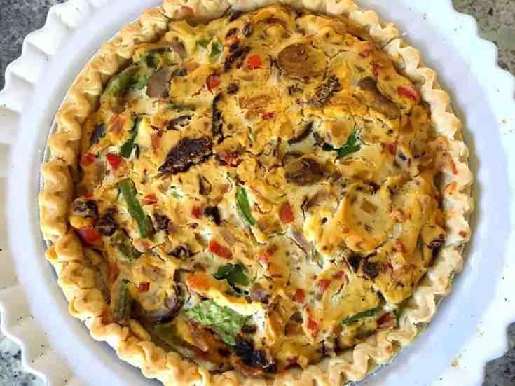 42892510395_cec6e9132e_o Mediterranean Vegan Quiche