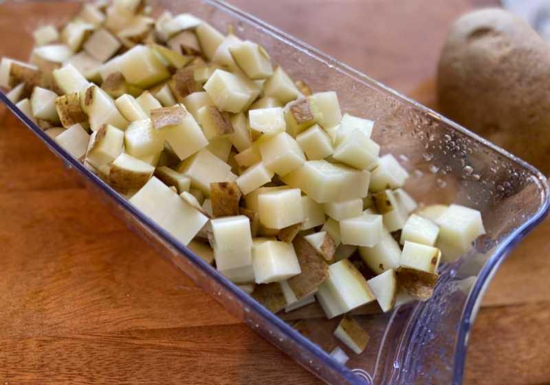 cut-potatoes-for-potato-leek-soup-1024x717 Potato Leek Soup